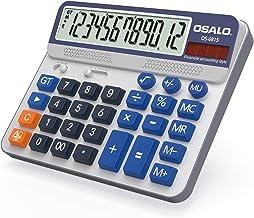 Pendancy Large LCD Display Button 12 Digits Desktop Calculator(OS-6815) photo