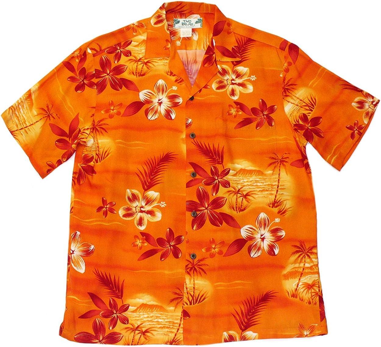 Two Palms Men's Moonlight Scenic Shirt