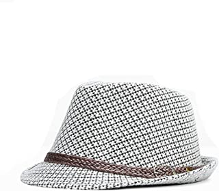 65cf9de96fb69 FREE Shipping. AOBRITON Autumn Winter Men Fedoras Jazz Hat Bowler Cotton  England Retro Classic Cap