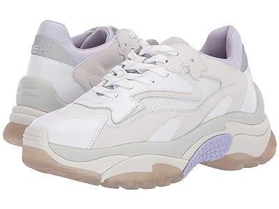ASH Addict (White/Lavender/Silver) Women