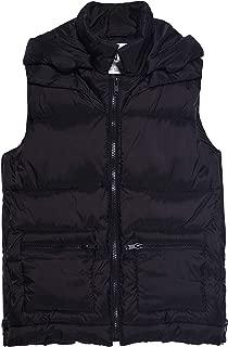 Zara Women Padded Gilet with Hood 0155/244