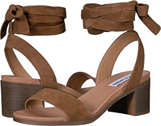 steve madden strappy chunky heel