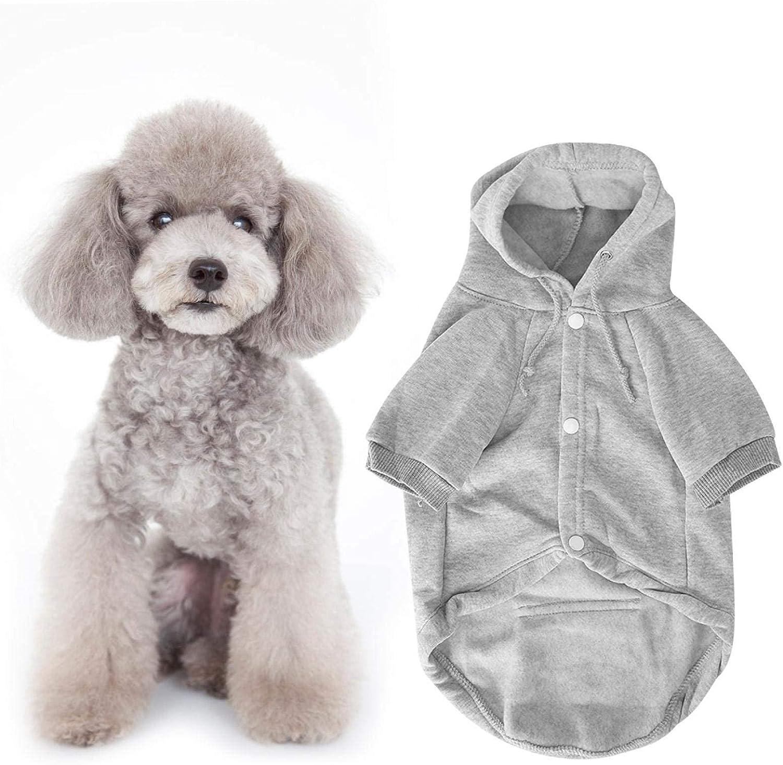 Regular discount LRPXB Pet Winter-Winter Clothes Costume Arlington Mall Hat Keep Button with