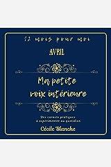 Ma petite voix intérieure (carnet pratique): Collection 12 MOIS POUR MOI Format Kindle