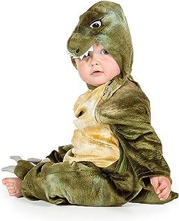 Baby T-Rex Onesie (Official Natural History Museum) Kids Dinosaur Costume, 2-3 Years Unisex, High Quality, Dinosaur Onesi...