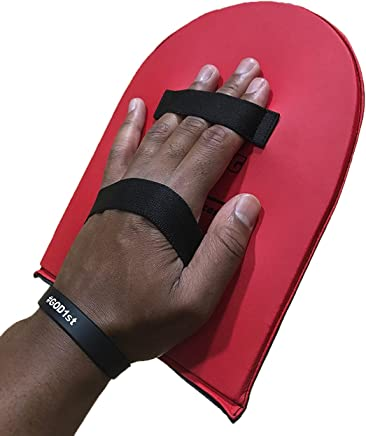 OFF HAND Shooting Aid by Ball Hog Gloves (Basketball Training Aid)