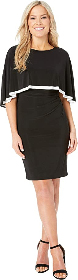 Petite Matte Jersey Abriel Dress