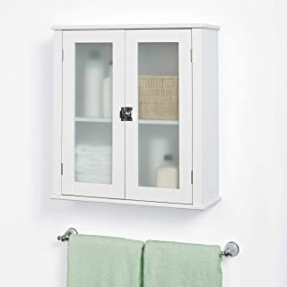 Zenna Home Classic wall cabinet, White