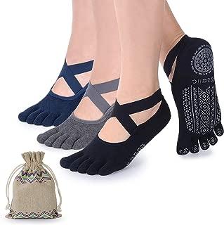 toe grip socks
