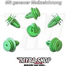 15 unidades 000-987-10-15 Clips de fijaci/ón para revestimiento de puertas