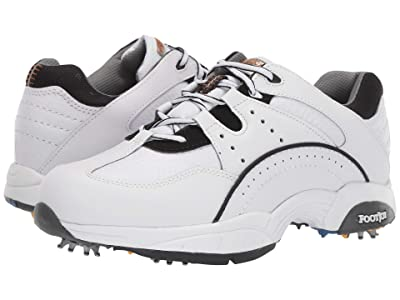 FootJoy FJ Hydrolite Athletic Shoe (White/Black) Men