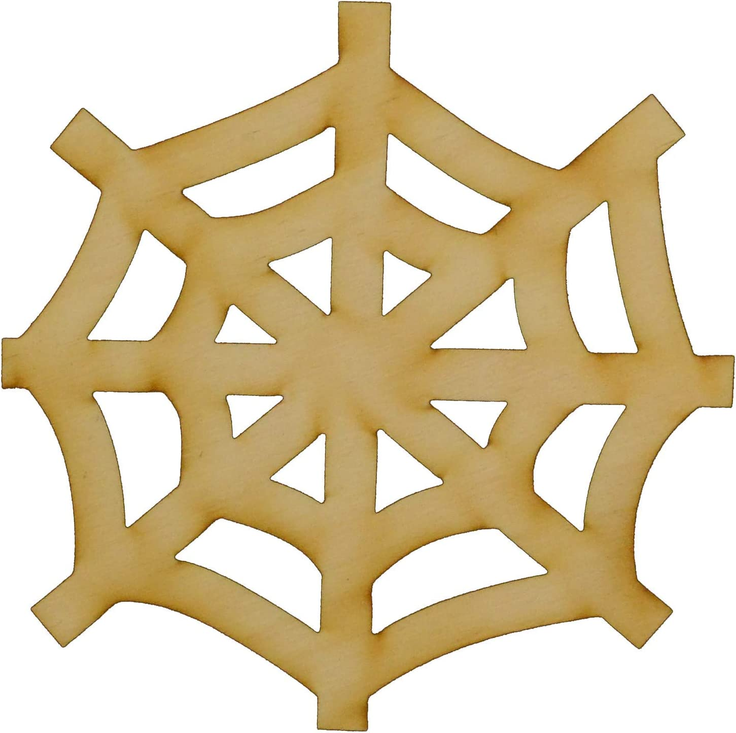 Unfinished Spiderweb Wood Cutout Available Lowest price challenge Variety service a in of Sizes
