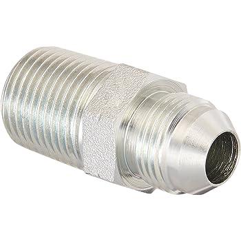 Brennan Industries 7002-05-12 Steel Straight Conversion Adapter Fitting 1//2-20 Male JIC x 3//4-14 Male BSPP 1//2-20 Male JIC x 3//4-14 Male BSPP Inc.