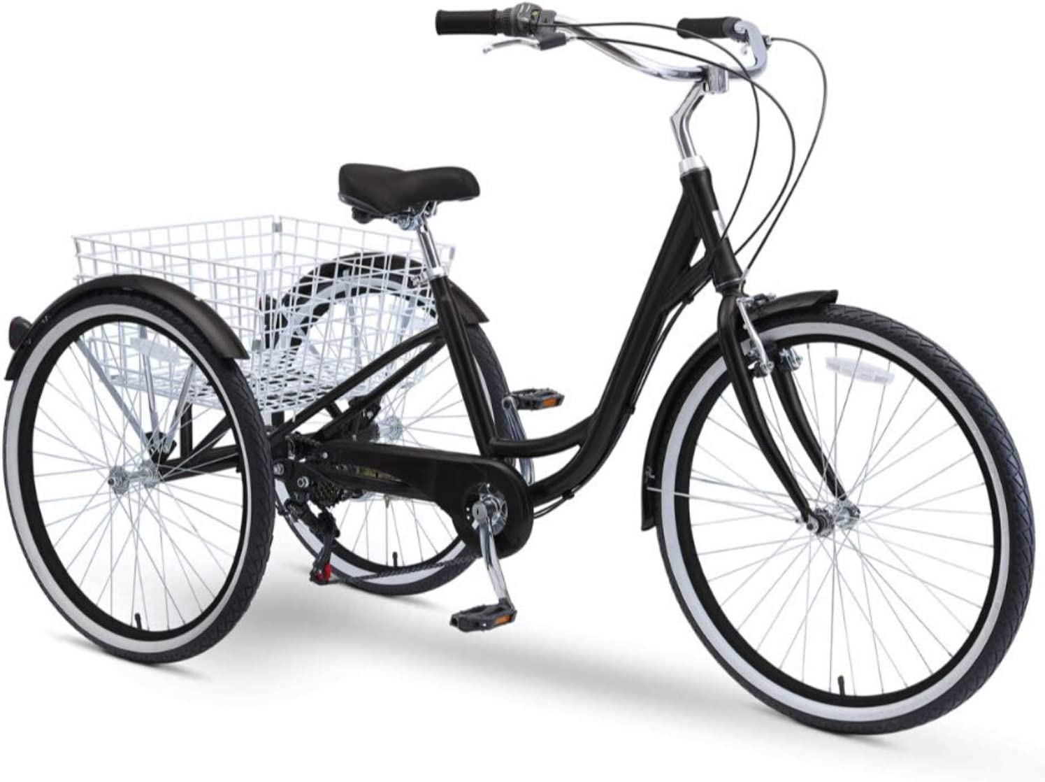 4 Best Adult Tricycles (2021 Reviews and Comparison Guide) - sixthreezero