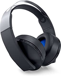 Sony PlayStation Wireless Headset - Platinum Edition