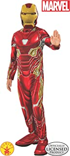 Avengers 4 Iron Man Mark 50 Costume & Mask