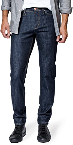 DUER L2X Jeans Slim Fit Men, Heritage Rinse 2019 Pantalon
