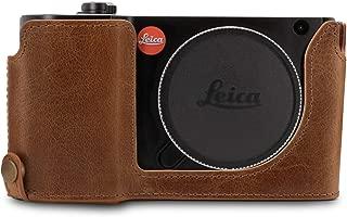 MegaGear MG1726 Leica TL2, TL Hakiki Deri Kamera Çantası
