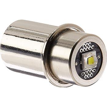 TerraLUX MiniStar5 TLE-6EX : MAGLITE マグライト 4C,4D,5C,5D,6C,6D対応LED交換球