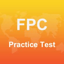 FPC Practice Test 2017