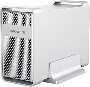 Yottamaster Aluminum Type C USB3.1 Gen2 10Gbps 3.5