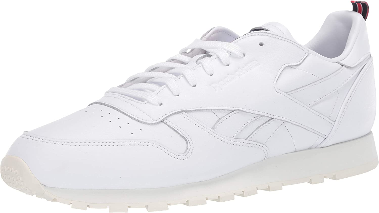 Reebok Unisex-Adult 超激得SALE 通信販売 Classic Leather Sneaker