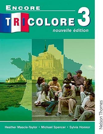 Encore Tricolore 3 Nouvelle Edition Evaluation Pack: Encore Tricolore Nouvelle 3 Student Book