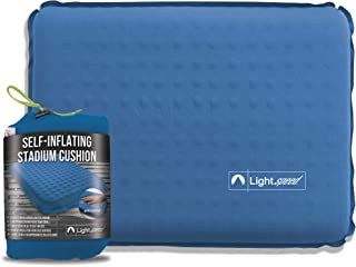 luxe self inflating seat cushion