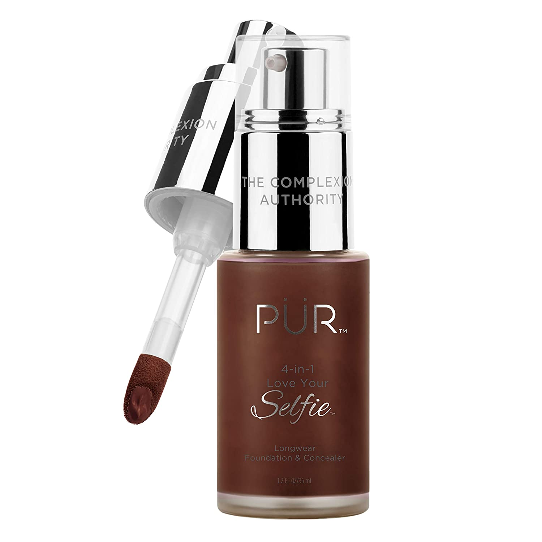 PÜR 4-in-1 Love Your Selfie Fu Dealing Branded goods full price reduction Foundation Concealer - Longwear