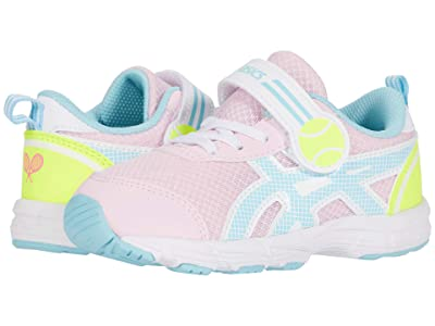 ASICS Kids GEL Contendtm 6 (Toddler) (Cotton Candy/Ocean Decay) Girls Shoes