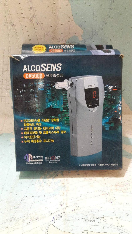 Da Tech price Max 41% OFF 5000 Breathalyzer Alcohol Personal Tester