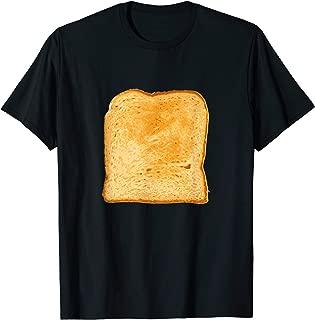 Bread & Toast Shirt Halloween Costume Fun Ideas T-Shirt