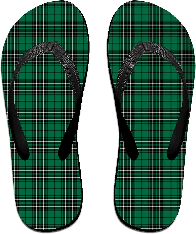 Women's Men's Flip Flop Slippers Hunting Tartan B Maclean Clan 40% Max 84% OFF OFF Cheap Sale