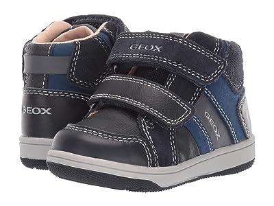 Geox Kids Newflick 12 (Toddler) (Medium Blue) Boys Shoes
