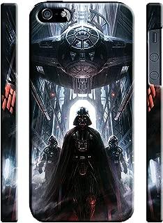 CASE LOCK LTD - Hard Rubber Phone case for Google Pixel 3 (2018 Model) - SW Darth Vader Storm Trooper Han Solo Yoda R2D2 Jedi Millenium Falcon Botanic Force Awaekens. Ships from Florida -Style 10