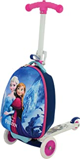 MV Sports Disney Frozen 3-in-1 Scootin' Suitcase Ages 3 Years+