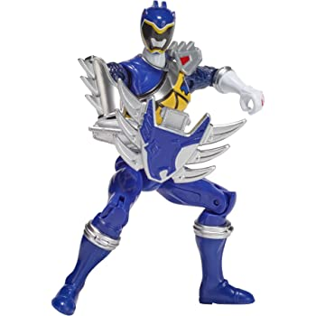 Power Rangers Dino Charge 12 Blue Ranger Action Figure Bandai America Incorporated 42122