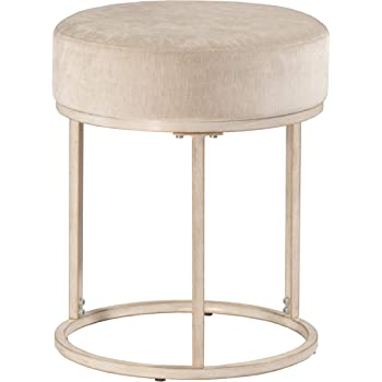 Hillsdale Furniture Swanson Vanity stool, White