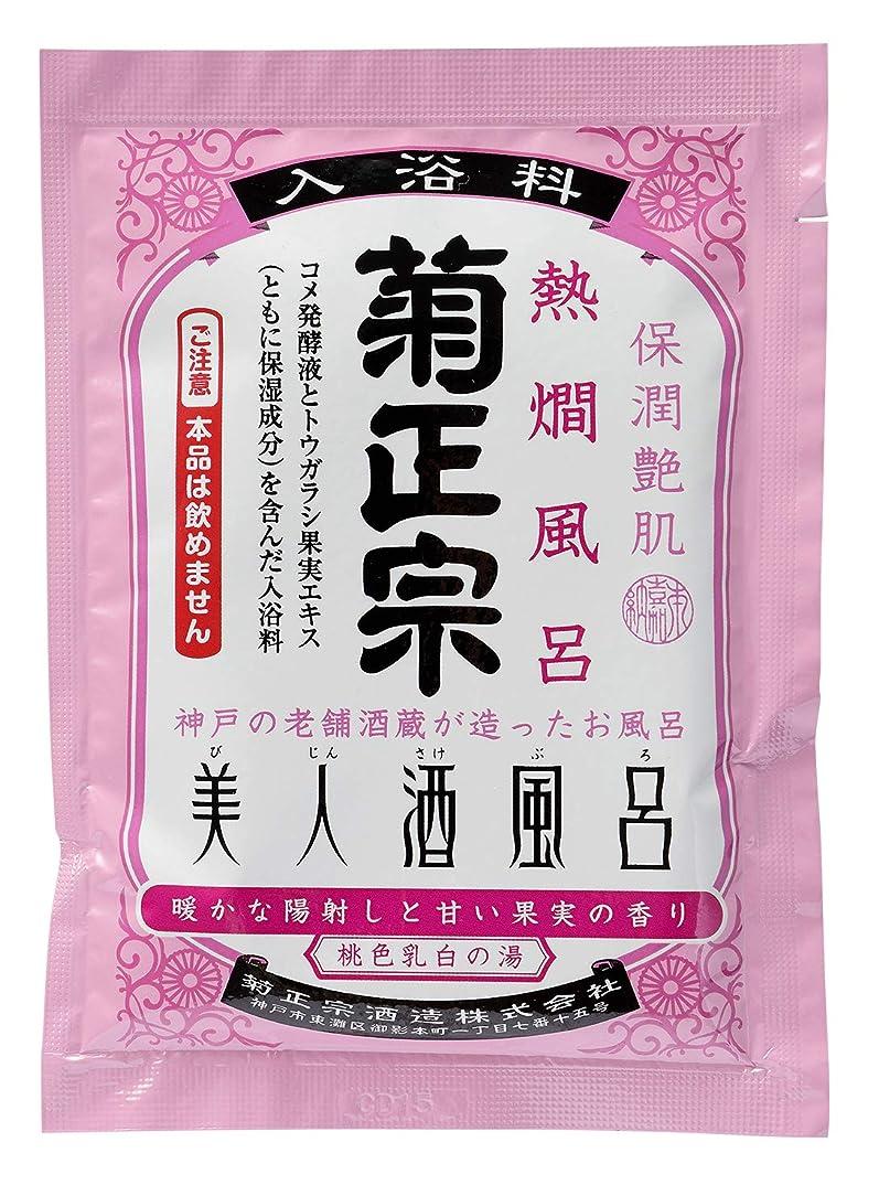 シビック非公式肉美人酒風呂 熱燗風呂 60ml 10包入