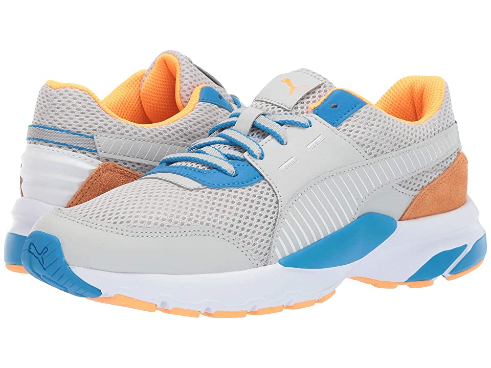 PUMA Future Runner Premium (Gray Violet/Indigo Bunting/Orange Pop) Men