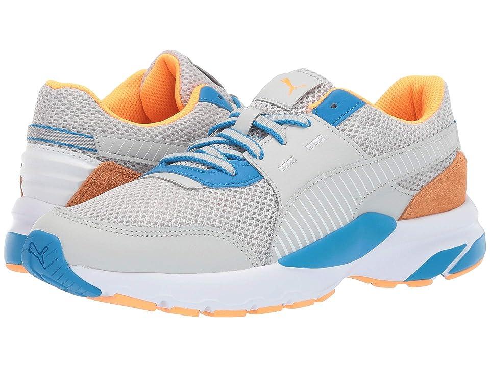 PUMA Future Runner Premium (Gray Violet/Indigo Bunting/Orange Pop) Men