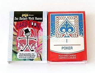 Card Tricks Magic DAN HARLAN'S Card-toon 1