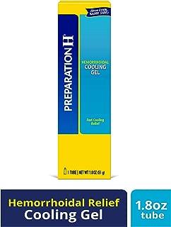 Best preparation h cooling gel vs ointment Reviews