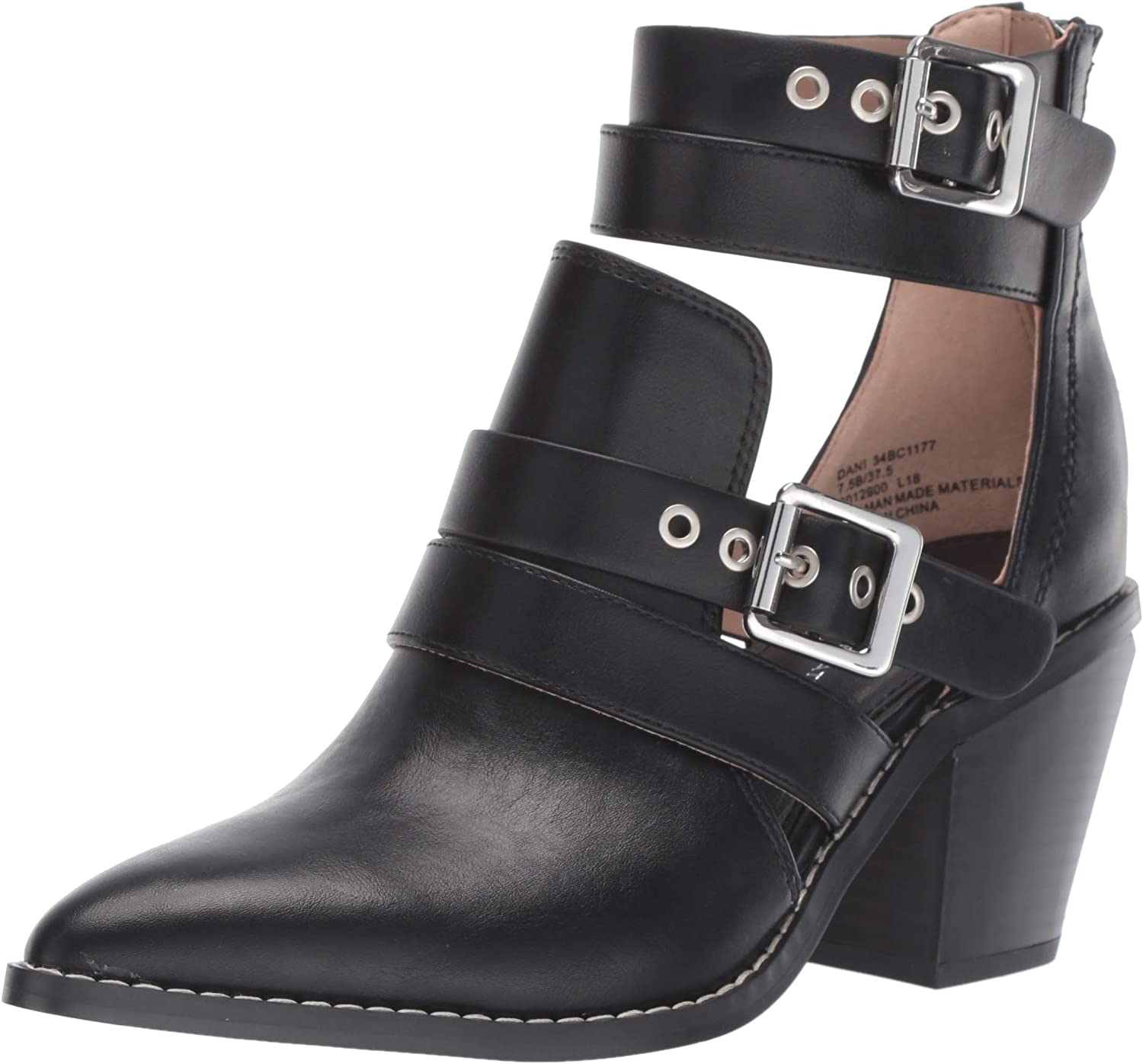 BCBGeneration Womens Dani Bootie Ankle Boot