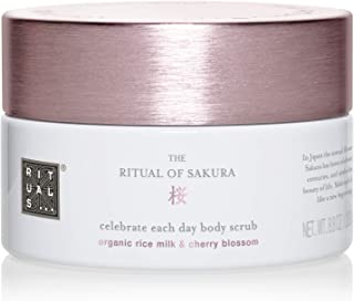 RITUALS The Ritual of Sakura Exfoliante corporal, 250 g