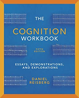 The Cognition Workbook: for Cognition: Exploring the Science of the Mind, Fifth Edition