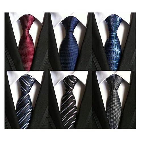 Men/'s Fashion Silky Polka Dot Knit Knitted Tie Slim Woven UK
