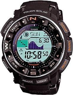 Men's Pro Trek PRW2500R Tough Solar Digital Sport Watch