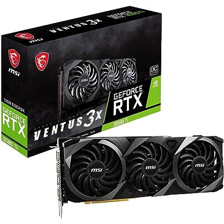 MSI GeForce RTX 3080 Ti VENTUS 3X 12G OC グラフィックスボード VD7770