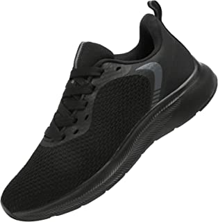 DAFENP Baskets Running Chaussures Homme Femme Course Outdoor Sport Sneakers Trail Gym entraînement Fitness Respirantes